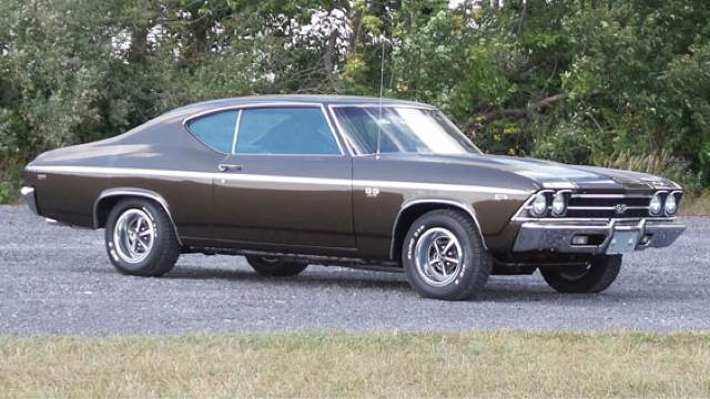 1969 Chevrolet Chevelle for sale at Drummond MotorSports LLC in Fort Wayne IN