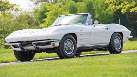 1964 Chevrolet Corvette for sale at Drummond MotorSports LLC in Fort Wayne IN