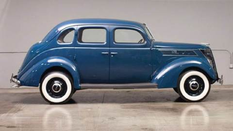1937 Ford Deluxe for sale at Drummond MotorSports LLC in Fort Wayne IN