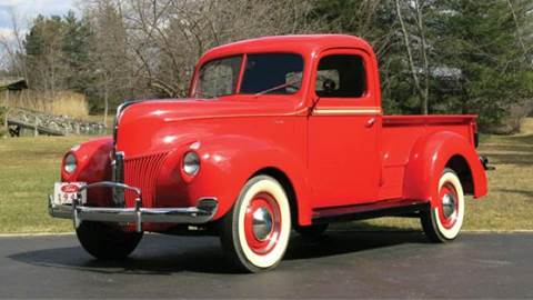 1940 Ford F-100 for sale at Drummond MotorSports LLC in Fort Wayne IN