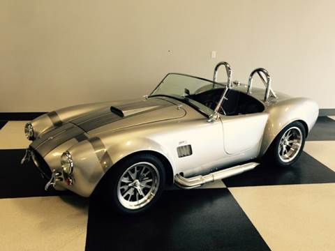 1965 Shelby Cobra for sale at Drummond MotorSports LLC in Fort Wayne IN
