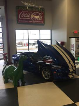 1996 Dodge Viper for sale at Drummond MotorSports LLC in Fort Wayne IN