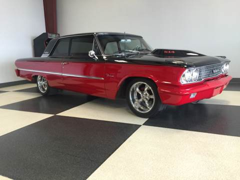 1963 Ford Galaxie for sale at Drummond MotorSports LLC in Fort Wayne IN