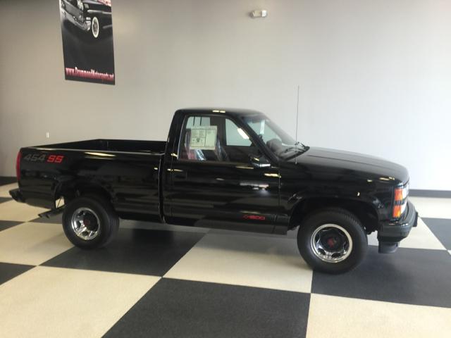 1990 Chevrolet C/K 1500 Series for sale at Drummond MotorSports LLC in Fort Wayne IN