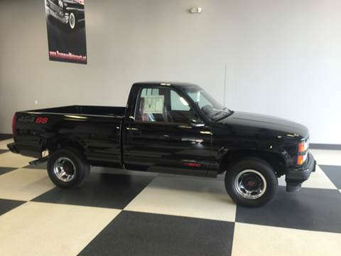 1990 Chevrolet C/K 1500 Series for sale at Drummond MotorSports LLC in Fort Wayne IN
