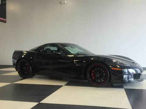 2012 Chevrolet Corvette for sale at Drummond MotorSports LLC in Fort Wayne IN