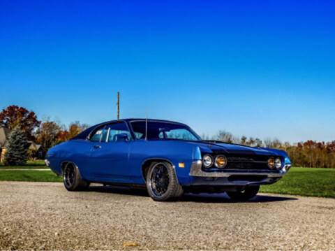 1970 Ford Fairlane 500 for sale at Drummond MotorSports LLC in Fort Wayne IN