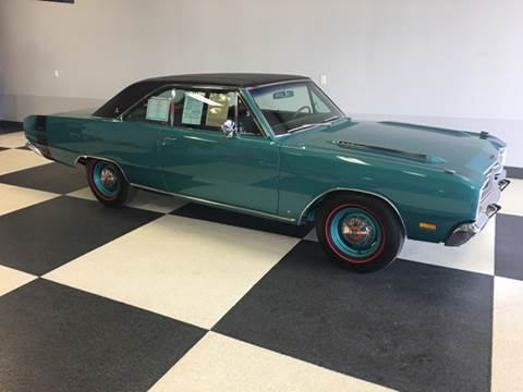 1969 Dodge Dart for sale at Drummond MotorSports LLC in Fort Wayne IN