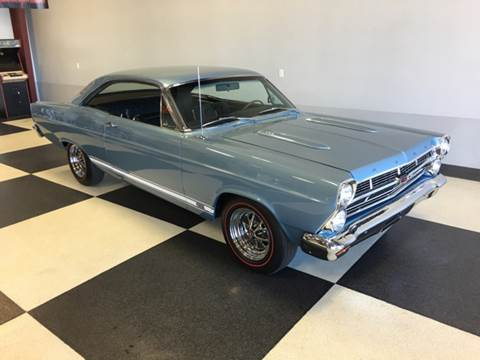 1967 Ford Fairlane for sale at Drummond MotorSports LLC in Fort Wayne IN