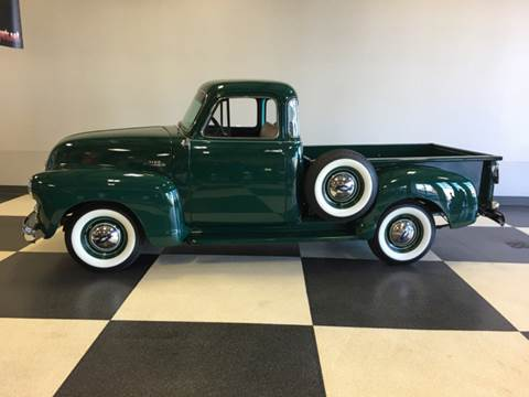 1954 Chevrolet 3100 for sale at Drummond MotorSports LLC in Fort Wayne IN