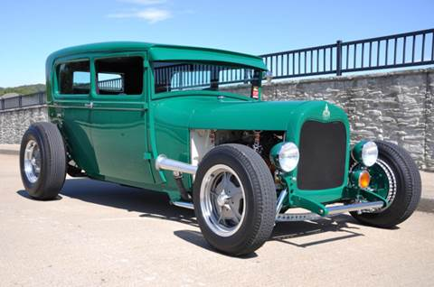 1929 Ford Model A for sale at Drummond MotorSports LLC in Fort Wayne IN