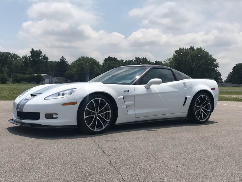 2013 Chevrolet Corvette ZR1 2dr Coupe w/3ZR - Fort Wayne IN
