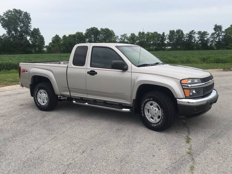 2005 Chevrolet Colorado 4dr Extended Cab Z71 LS 4WD SB - Fort Wayne IN