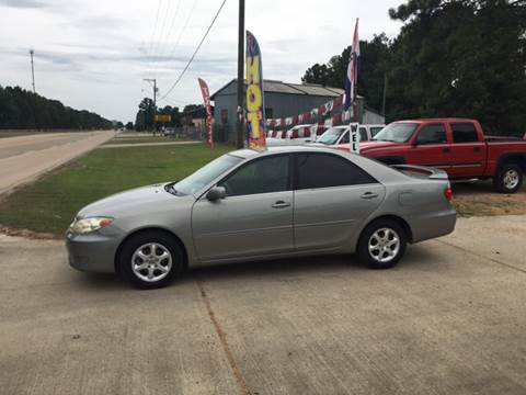 2005 Toyota Camry for sale in Glenmora, LA