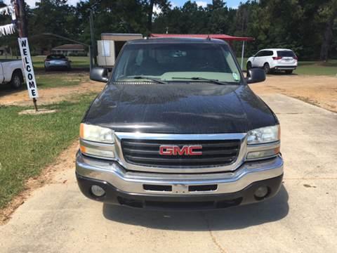 2004 GMC Sierra 1500