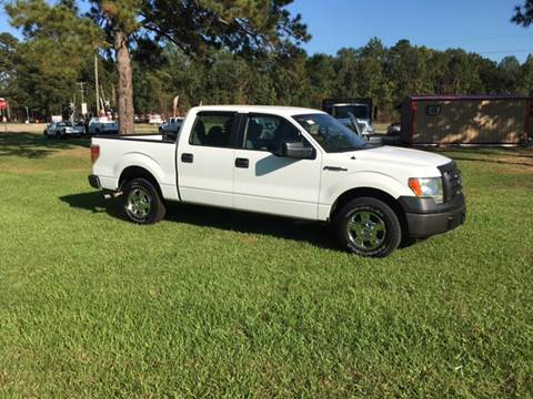 2011 Ford F-150 for sale in Glenmora, LA