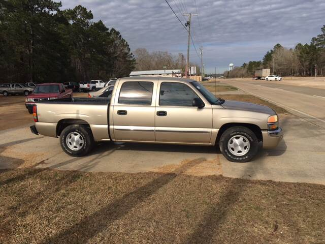 2004 GMC Sierra 1500 for sale at Landmark Motors in Glenmora LA