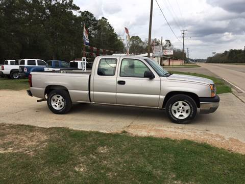 2004 Chevrolet Silverado 1500 for sale in Glenmora, LA