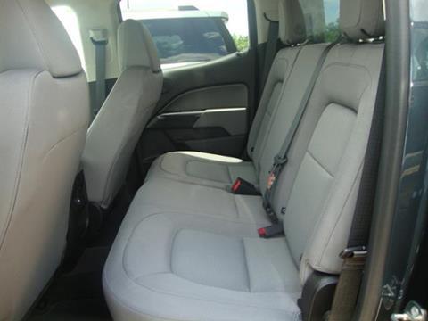 2017 Chevrolet Colorado for sale in Hallettsville, TX