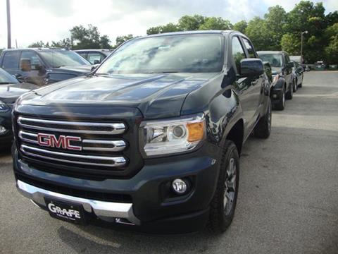 2017 GMC Canyon for sale in Hallettsville, TX