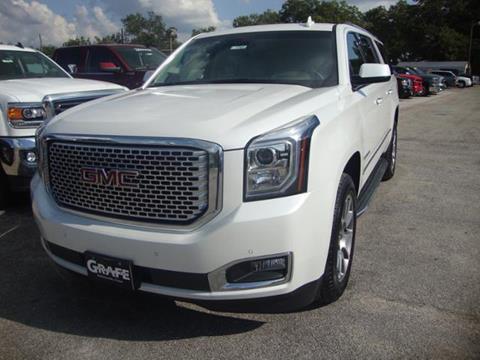 2017 GMC Yukon XL for sale in Hallettsville, TX