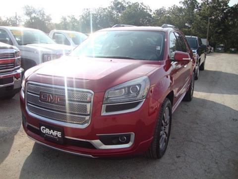 2014 GMC Acadia for sale in Hallettsville, TX