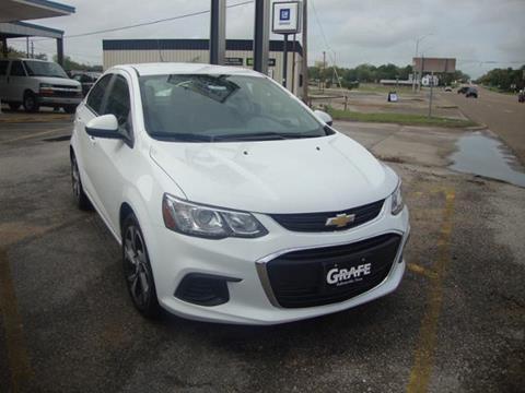 2018 Chevrolet Sonic for sale in Hallettsville, TX