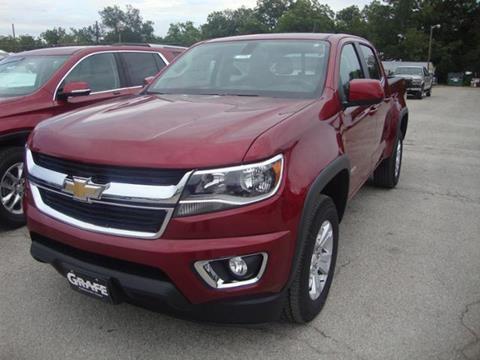 2018 Chevrolet Colorado for sale in Hallettsville, TX
