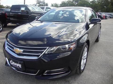 2018 Chevrolet Impala for sale in Hallettsville, TX