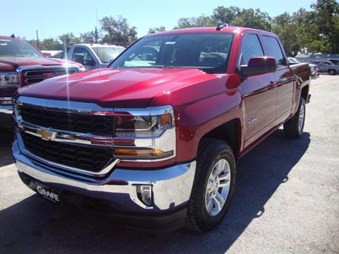 2018 Chevrolet Silverado 1500 for sale in Hallettsville, TX