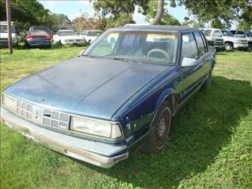 1990 Oldsmobile Ninety-Eight for sale in Hallettsville, TX