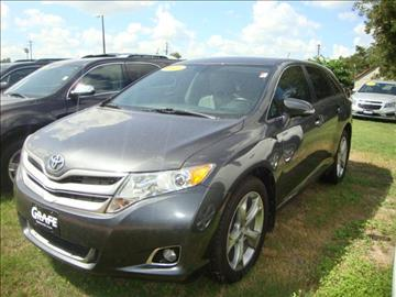 2013 Toyota Venza for sale in Hallettsville, TX