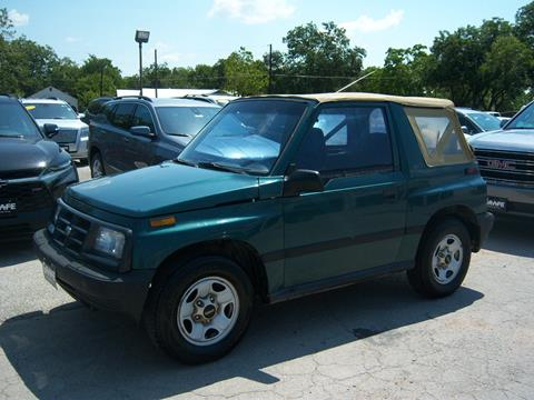 1996 GEO Tracker for sale in Hallettsville, TX
