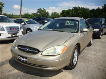 2001 Ford Taurus for sale in Hallettsville, TX