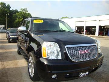 2013 GMC Yukon for sale in Hallettsville, TX