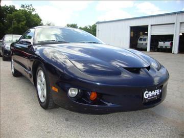 1999 Pontiac Firebird for sale in Hallettsville, TX