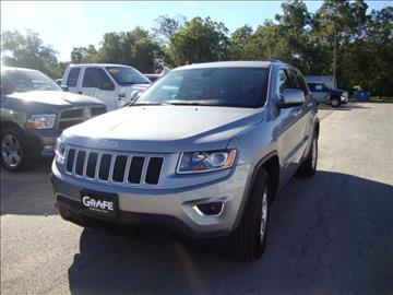 2015 Jeep Grand Cherokee for sale in Hallettsville, TX