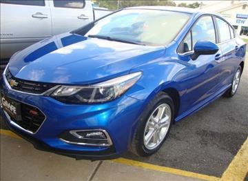 2017 Chevrolet Cruze for sale in Hallettsville, TX