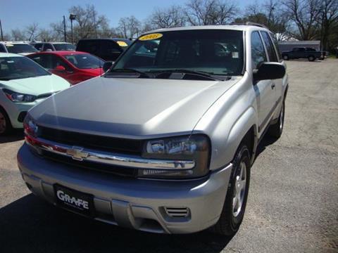 2005 Chevrolet TrailBlazer for sale in Hallettsville, TX