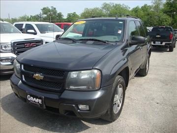 2007 Chevrolet TrailBlazer for sale in Hallettsville, TX