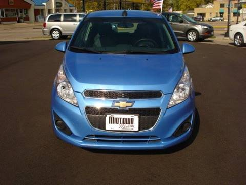 2015 Chevrolet Spark for sale in Marshfield, WI