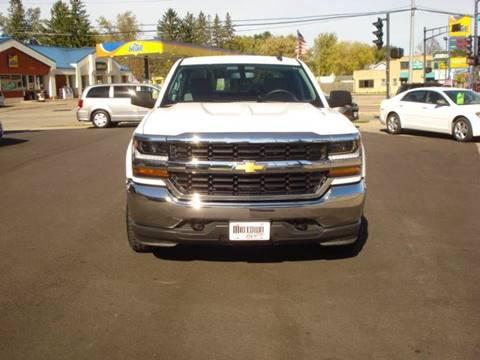 2016 Chevrolet Silverado 1500 for sale in Marshfield, WI