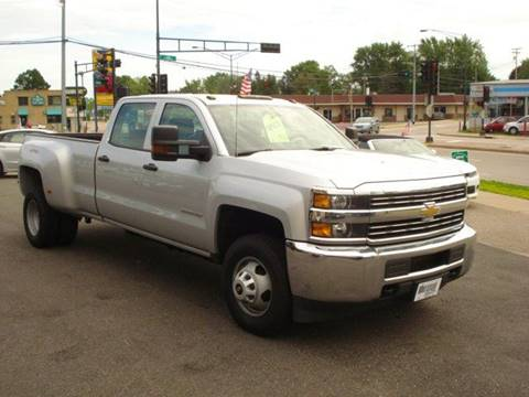 2015 Chevrolet Silverado 3500HD for sale at Midtown Motors LLC in Arpin WI