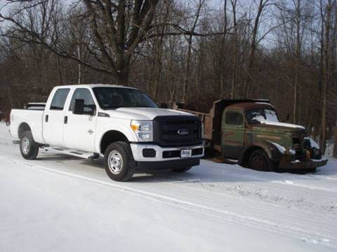 2015 Ford F-250 Super Duty for sale at Midtown Motors LLC in Arpin WI