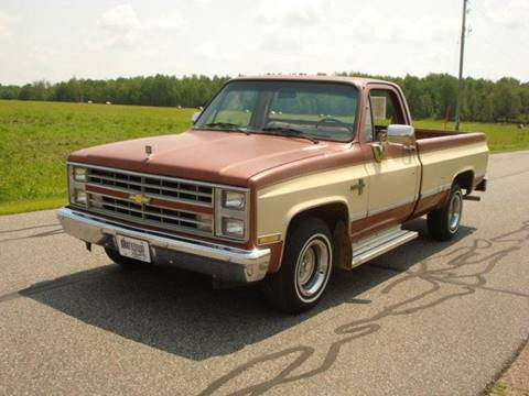 1987 Chevrolet R/V 10 Series for sale in Arpin, WI