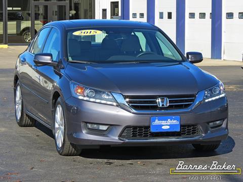 2015 Honda Accord for sale in Trenton, MO