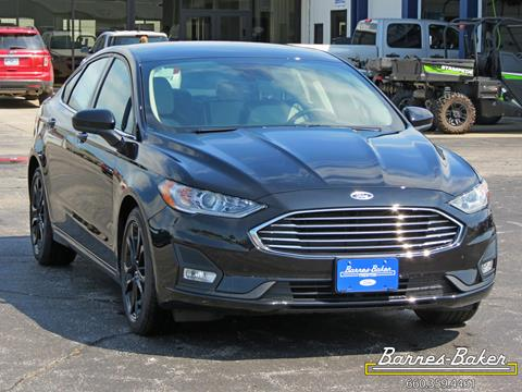 2019 Ford Fusion for sale in Trenton, MO