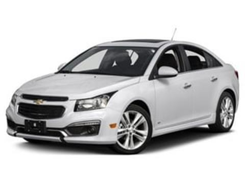 2016 Chevrolet Cruze Limited for sale in Trenton, MO