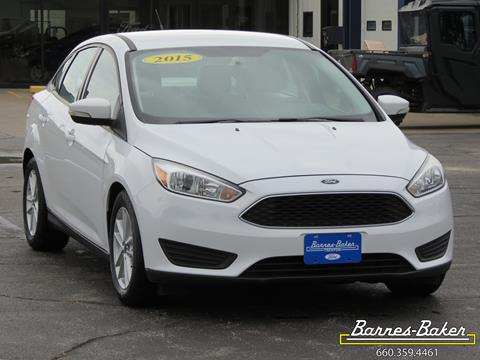 2015 Ford Focus for sale in Trenton, MO