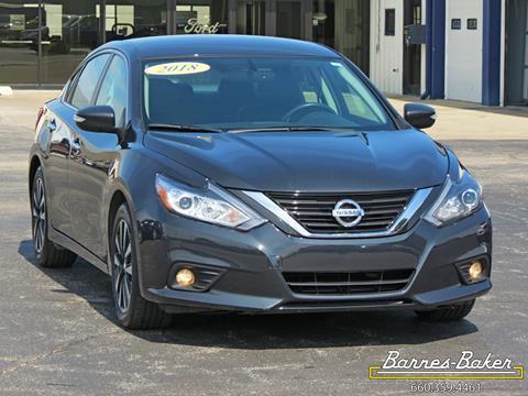 2018 Nissan Altima for sale in Trenton, MO
